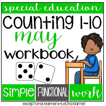 Special Education Counting 1-10: May