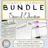 Special Education Distance Learning Bundle w/ Bonus Sight