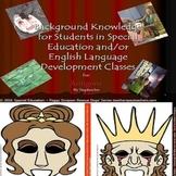 Antigone SPED/ELD Reader's Theatre Background Knowledge