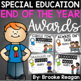 Special Education End Of The Year Awards