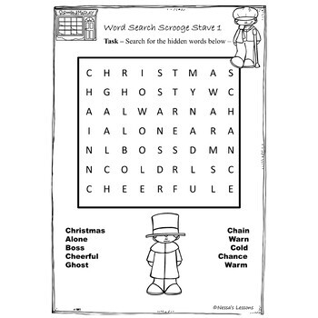 A Christmas Carol Stave 1 - Adapted