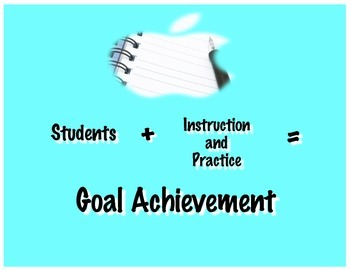 Special Education Goal Progress Tracker