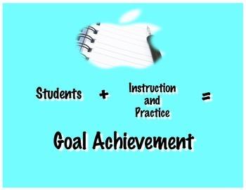 Special Education Goal Progress Tracker