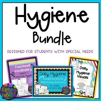 Special Education Hygiene Bundle