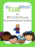 Special Education Inclusion Survival Guide for General Ed
