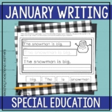 January Interactive Writing Notebook