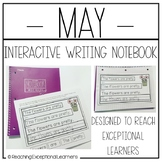 May Interactive Writing Notebook