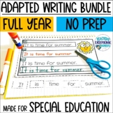Interactive Writing Notebook BUNDLE
