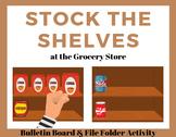 Stocking Shelves- Grocery Store- Job Skills/Vocational Skills