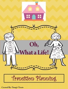 Life Skills Project for Transition Planning