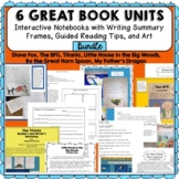 Special Education Reading and Writing Interactive Notebook Bundle