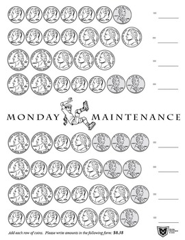 """Life Skills! MONDAY MAINTENANCE 1.3 September """"Skate"""" Ed."""