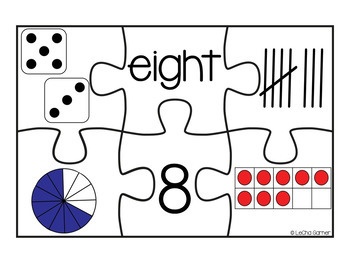 SPED Math Numbers 6-10