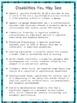 Special Education Paraprofessional Handbook (Editable!)