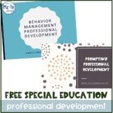 Special Education Paraprofessional / Teacher Assistant Pro
