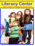 Special Education Phonics and Letter Sounds STAND UP AND LEARN Activity {Autism}