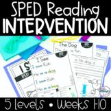 Special Education Reading Curriculum & Intervention | Digi