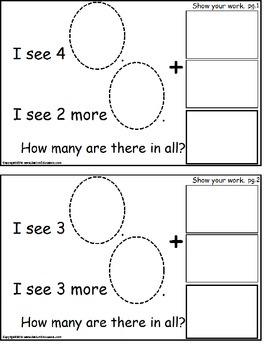 Special Education SPRING Math Skills Interactive BUNDLE