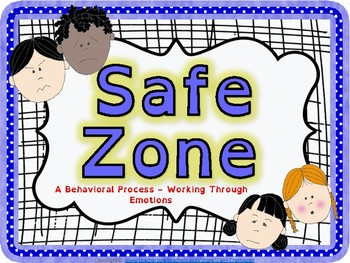 "Special Education: ""Safe Zone"" Behavioral Process # 2"