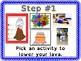 "Special Education: ""Safe Zone"" Behavioral Process # 2"