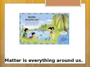 Special Education Science - Foundational Text - States of Matter
