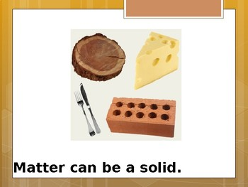 States of Matter - Special Education Science - Foundational Text