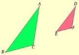 Special Education Similar/Congruent Worksheet