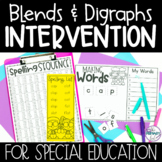 Special Education Spelling Curriculum and Intervention | B