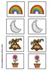 Special Education Task Box Labels, Visuals and Data Sheet