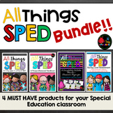 Special Education Teacher Bundle