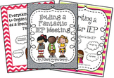 The Special Education Trifecta Bundle Pack!!