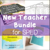 Back to School Resources for Special Education Teachers