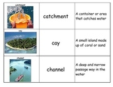 """Special Education: """"The Cay"""" by Theodore Taylor Picture Vocabulary"""
