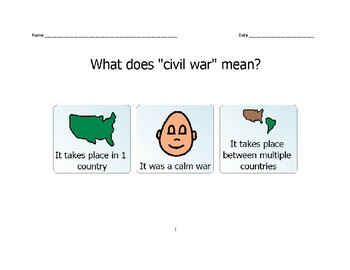 Special Education: The Civil War