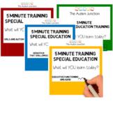 Autism & Special Education Training Video Bundle