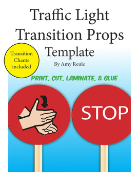 Special Education Transition Prop and Song