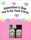 Special Education-Valentine's Task Cards