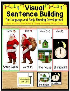 Special Education Visual Sentence Building for Early Reade