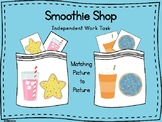 Special Education Vocational Smoothie Shop