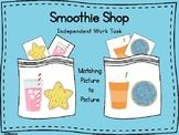 Special Education Vocational Smoothie Shop