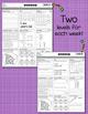 Special Education Weekly Homework