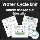 Special Education and Autism Science Unit - Water Cycle Un
