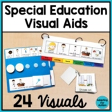 Autism Visuals: Classroom Behavior Management Aids for Spe