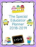 Special Educator Planner 2018-2019