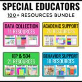 Special Educators Bundle