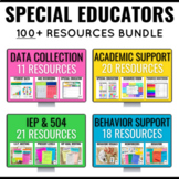 Special Educators Bundle