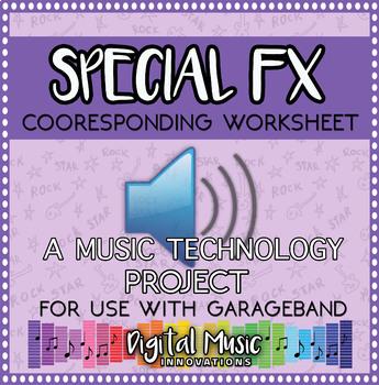 Special FX Worksheet