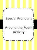 Special/Indefinite Pronouns