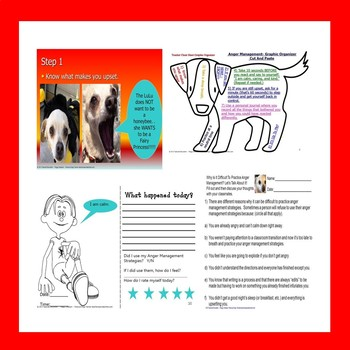Special Education Rescue Dogs' Anger Management Social Skills Ppt