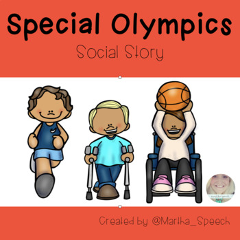 Special Olympics - Interactive Social Story